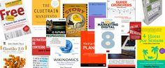 http://www.estrategiadigital.pt/30-livros-sobre-conteudos-multimedia/ - Com descrições sucintas de cada livro recomendado pretendemos propagar a cultura de marketing digital por todos os interessados, destinando-se sobretudo a estimular a sua curiosidade sobre os fenómenos de comunicação inerentes à nova economia digital desenhada pela Internet.
