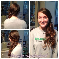 Prom 2016! Hair by the Karma Krew #karmasalonbuford