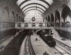 La Gare d'Orsay© Musée d'Orsay