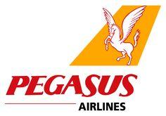 Pegasus Airlines (Turkey) on Pinterest >> @Pegasus Airlines Pegasus Airlines, Airline Logo, Aircraft Design, Free Logo, Logo Sticker, Space Travel, Travel Posters, Aviation, Company Logo