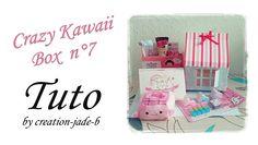 Crazy Kawaii Box n°7 - La rentrée des classes ! Kawaii, Box, Cover, Back To School, Snare Drum, Kawaii Cute, Boxes, Blankets