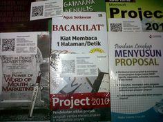 Baca Kilat,Menyusun Proposal, Word of Mouth Marketing | Widy's BBM: 233F7151