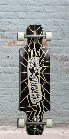 Longboards USA - Madrid 2016 Cast Riot Freeride 34 inch Longboard, $184.00 (http://longboardsusa.com/madrid-2016-cast-riot-freeride-34-inch-longboard/)