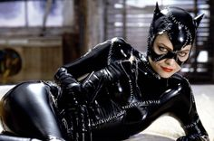 """Michelle Pfeiffer as catwoman. What a babe."" -Bee"