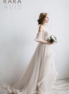 viris rara avis wedding bloom wedding dress 1 bmodish