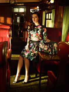 Love this look from Ted Baker's latest collection...