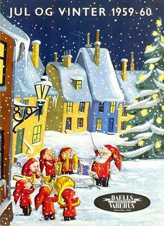 Danish Christmas Catalogue 1959-1960