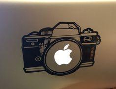 Camera decal MacBook Apple laptops