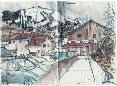 Germany Urban Sketchers