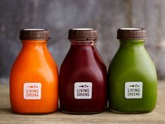 Around la la juice juice bottles juice and bottle living greens offers a variety of juice cleanse regimes full of kale celery carrots beets and more for rejuvenating your body malvernweather Images