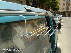 TRUCOS y OBJETOS útiles para la vida en la T3 Kombi Motorhome, Mini Camper, Camper Caravan, Camper Life, Camper Van, Transporter T3, Volkswagen Transporter, Minivan Camping, Camping Glamping