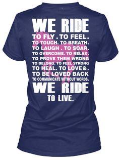 We Ride