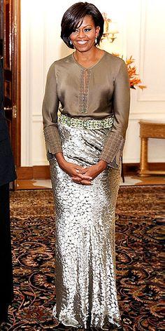 LIQUID SILVER photo | Michelle Obama