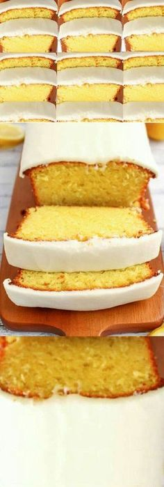 Whole pear cake - HQ Recipes Sweet Recipes, Cake Recipes, Dessert Recipes, No Bake Desserts, Cake Cookies, Cupcake Cakes, Delicious Desserts, Yummy Food, Pear Cake