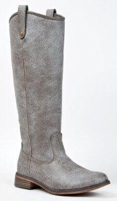 These are a new edgier riding boot. with their brushed white paint for a new take on an old style Rain Boots, Shoe Boots, Shoe Bag, Frye Riding Boots, Motorcycle Wear, Of Mice And Men, Boot Shop, Pumps, Heels