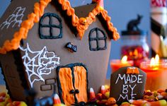 Have a blast with your kids making this Halloween Cookie House! Just $19 and shipping is FREE!