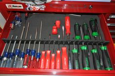 The long awaited Ranger Tool Chest review. LOTS OF PICS!!! - The Garage Journal Board
