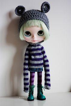 Ravelry: AtelierSweetCraft's Blythe Striped Long Sleeve Sweater