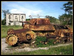 WWII Tanks Discovered | Recent Photos The Commons Getty Collection Galleries World Map App ...