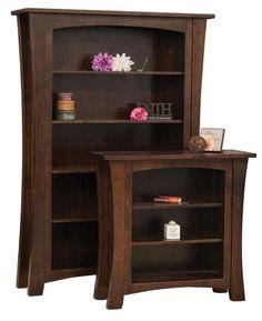 Amish Lexington Bookcase