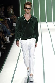 Lacoste | Spring 2006 Ready-to-Wear Collection |