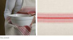 Amherst kitchen towels