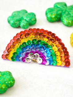 Easy DIY Rainbow Seq