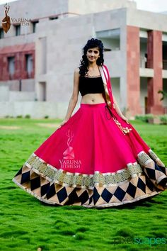 Varuna jithesh new lehnga choli!!!