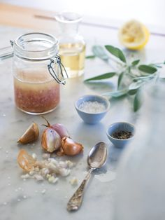 Vinaigrette 101 by williams-sonoma #Salad_Dressing