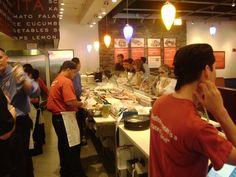 fast casual restaurant kitchens | Roti Mediterranean Grill Restaurant Serveline and Menu Case Studies