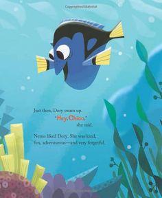 Finding Nemo: Nemo's Day Off: Catherine Daly, Joey Chou: 9781423168188: Amazon.com: Books