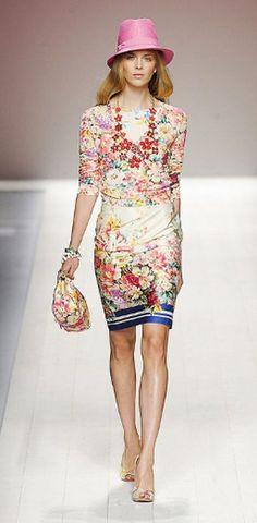 blugirl floral for Spring 2012