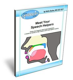 Free!  Download the Speech Helpers e-Book Now!  Pinned by SOS Inc. Resources http://pinterest.com/sostherapy.