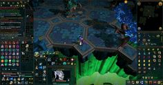Is the Telos arena bugged or is it just me?
