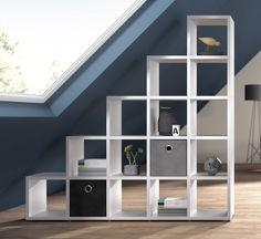 Raumteiler Für Dachschrä schlichter raumteiler für dachschräge loft styles
