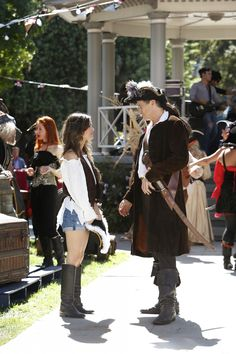 """Hart of Dixie """"The Pirate & The Practice"""" S1EP9"""