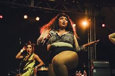 Lizzo and The Big Girls at SXSW 2017