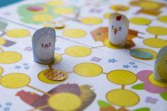 Bonjour à tous, Aujourd'hui, vous allez pouvoir télécharger un super jeu de Pâques : partez à la chasse aux œufs, disséminés un peu partout dans le jardin ! Un jeu de société à jouer en famille pendant Easter Activities, Coasters, Jouer, Diy, Egg Hunt, Easter Holidays, Tabletop Games, Preschool, Bonjour