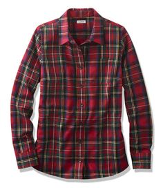 Women's Scotch Plaid Flannel Shirt (already have 'grey stewart' and 'prince charles' colors)