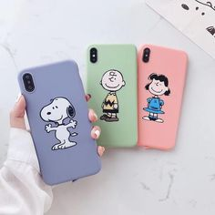 Japan cartoon anime Charlie Brown Lucy phone case For iphone Xs MAX XR X 6 7 8 plus cute puppy painted candy soft TPU Cover - Japan cartoon anime Charlie Brown Lucy phone case For iphone Xs MAX XR – elegantonlinemarket - Bff Iphone Cases, Disney Phone Cases, Silicone Iphone Cases, Art Phone Cases, Diy Phone Case, Iphone Case Covers, Iphone 7, Charlie Brown, Matching Phone Cases