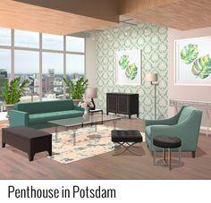 •penthouse• @designhome #homedecor #homedecoration #interiordesign #interiordesigner #interiordecoration #interiordecorator #designhome #mibevents