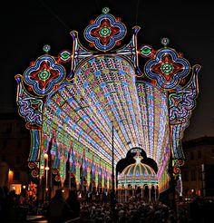 St. Oronzo festivity, Lecce   Italy (by viaggiaresiii)   Flickr - Photo Sharing!