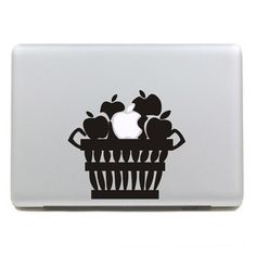 Bushel of apples MAc Decal