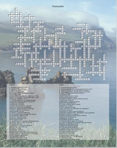 1000+ images about Outlander Puzzles on Pinterest | Jigsaw ...