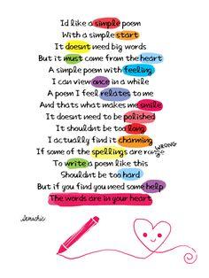 Simple Poems by Demachic.deviantart.com on @deviantART