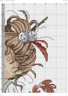 Cross Stitch Angels, Cross Stitch For Kids, Cross Stitch Needles, Cute Cross Stitch, Cross Stitch Bird, Cross Stitch Charts, Cross Stitch Designs, Cross Stitching, Cross Stitch Embroidery