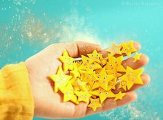 Catching Stars by MARLOU B., via Flickr