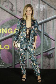 d2223d58d1 Laura Escanes pijama body lenceria Kimono Top