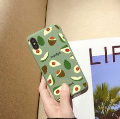 TPU iphone Phone Shell Avocado Fruit Pattern is fashionable and cheap, come to NewChic to see more trendy TPU iphone Phone Shell Avocado Fruit Pattern online. Cute Cases, Cute Phone Cases, Phone Case Store, Iphone Cases For Girls, Fruit Pattern, Mobile Covers, Iphone Phone, Couple Gifts, Phone Covers