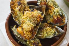 Crumbed mussels recipe, Bite – visit Eat Well for New Zealand recipes using local ingredients - Eat Well (formerly Bite) Tapas Recipes, Seafood Recipes, Cooking Recipes, Yummy Recipes, Fresh Seafood, Fish And Seafood, Small Food Processor, Food Processor Recipes, Australian Food